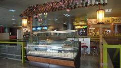 Coconut bar, Noi Bai International Airport, Hanoi