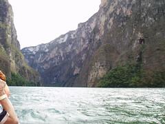 Rio Grijalva, Sumidero Canyon, Chiapas