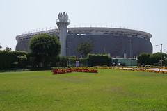 Estadio Nacional, Parque de la Reserva, Lima, Perú