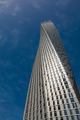 Cayan Tower or Infinity