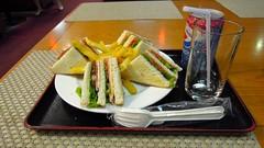 Club Sandwich, Noi Bai International Airport, Hanoi