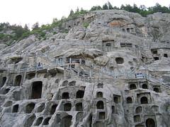 Longmen Grotten