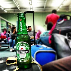 Ya la última escala (y curda) del viaje. Curazao Barquisimeto one way. #Travel #Airport #curaçao #Venezuela