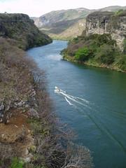 Rio Grijalva, Sumidero Canyon