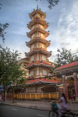 Xá Lợi Pagoda