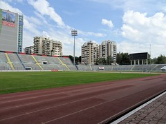 Estadio Qemal Stafa