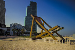 largest beach chair in the world