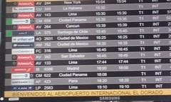 Aeroporto Internazionale El Dorado