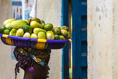 Daily life in Freetown, Sierra Leone