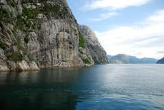 The Lysefjord, Stavanger, Norway