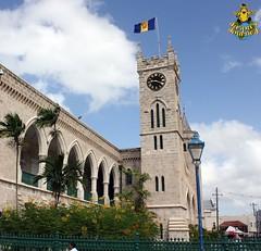 Barbados: Parliament Buildings in Bridgetown