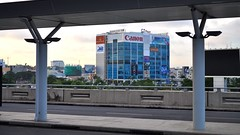 Departure level, Tan Son Nhat International Airport, HCMC, Vietnam