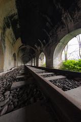 Abandoned tunnel, Hokkaido