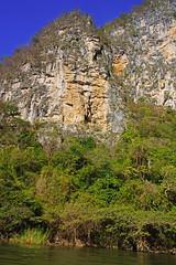 Walls of Sumidero Canyon, Mexico