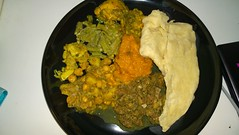 Trinidad Indian food.