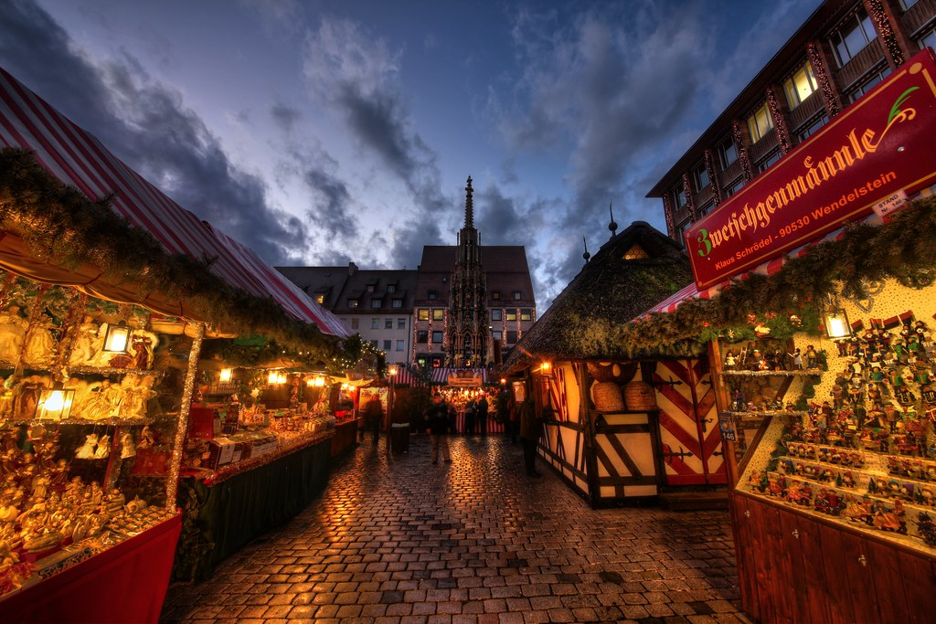 Christmas Market in Nürnberg