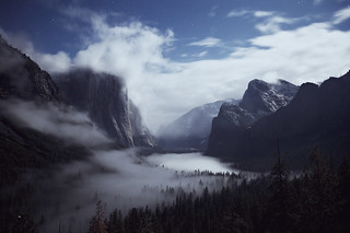 120125 - Project Yosemite - foggy valley | by Planet Granite