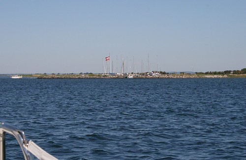 Sejlturen går til Det Sydfynske Øhav