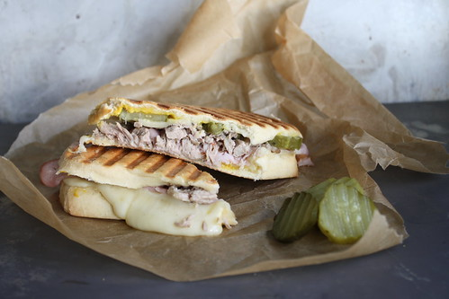 Cuban Sandwich | by Heather Christo