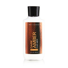 Body Lotion for men - Bath & Body Works Dark Amber Body Lotion for Men