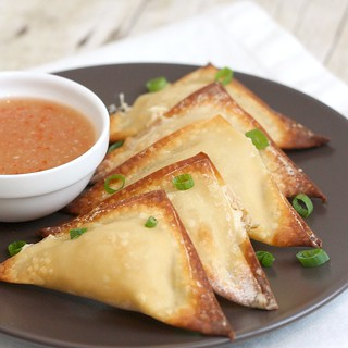Baked Crab Rangoon | by Tracey's Culinary Adventures
