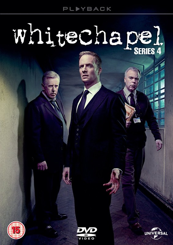 Whitechapel - Poster 2