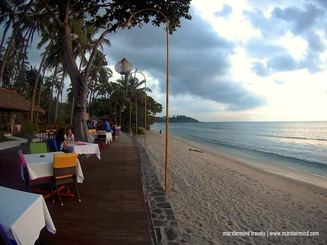 Kayangan Restaurant Holiday Resort Lombok
