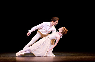 Sergei Polunin as Des Grieux and Lauren Cuthbertson as Manon in Manon © Tristram Kenton/ROH 2011 | by Royal Opera House Covent Garden