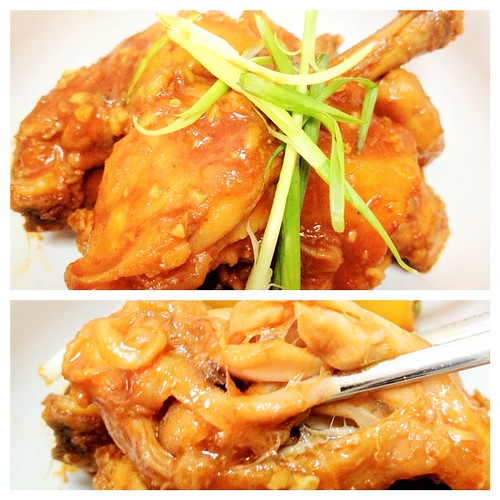 Korean Spicy Braised Chicken 닭볶음탕 | by liquidfir