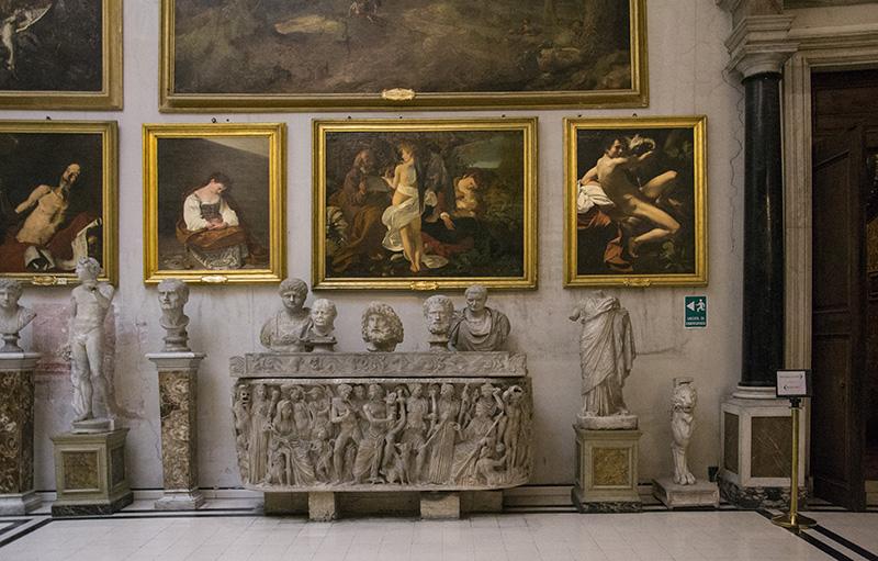 Rome Palazzo Pamphilij