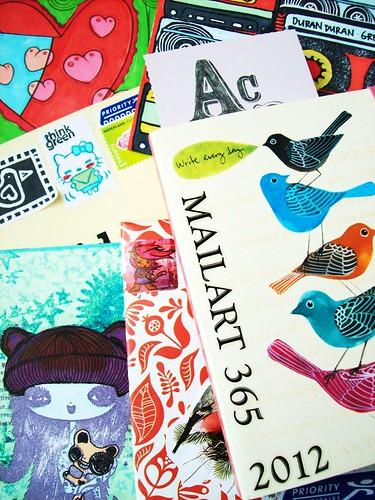 mail art 365 begins