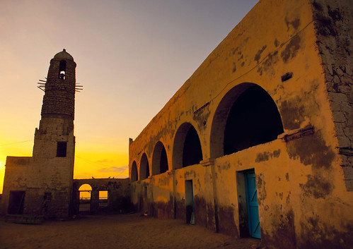 Mosque And Minaret In Zeila Somaliland Flickr Photo Sharing