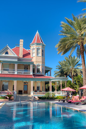 Casa Cayo Hueso, The Southernmost Home in HDR | by DMF Photography