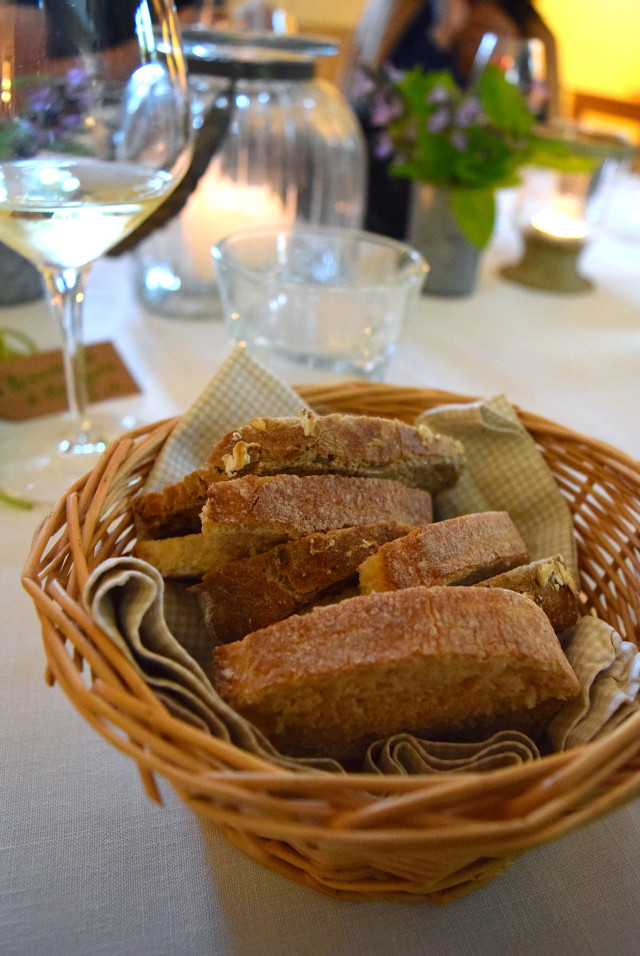 Bread Basket at Manoir de Malagorse | www.rachelphipps.com @rachelphipps