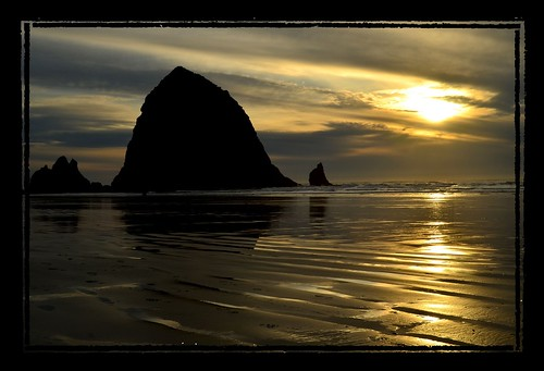 cannon beach | by kam mccallister