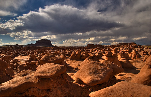 Goblin Valley Overview | by Whitney Lake