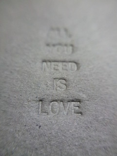 All you need is love | by Sforzim