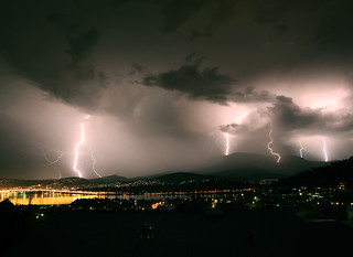 hobart storm | by Andrew C Wallace