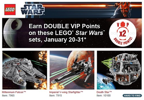Double VIP Points - January 20-31 | by fbtb