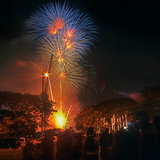 Sinulog 2012 Fireworks in CBP | by allansoul