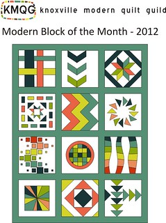 KMQG Block of the Month 2012 | by Miss Emily D