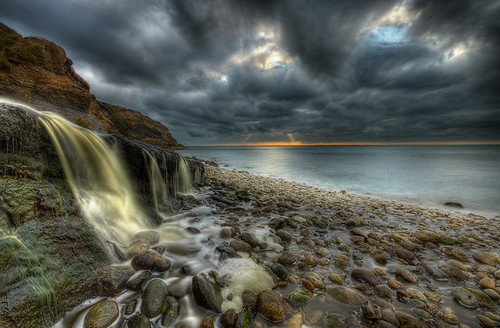 Osmington Mills Sunrise, Dorset (HDR) - January 2012 | by Ian Alcock ARPS