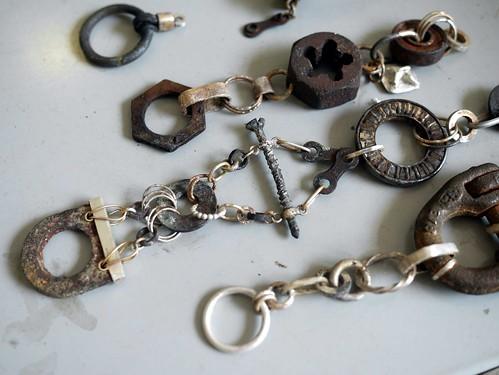 Seven Macho Bracelets - WIP - 9