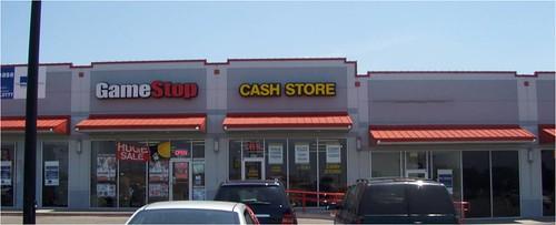 cash store in dallas on e r l thornton fwy cash store 9208 flickr. Black Bedroom Furniture Sets. Home Design Ideas