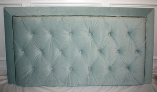 DIY Headboard | by orange-sugar