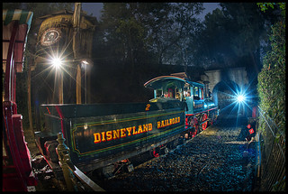 The Night Train - Disneyland | by Gregg L Cooper