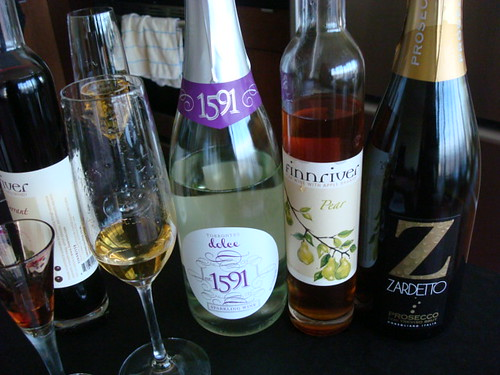 Dessert wine tasting | by cakespy