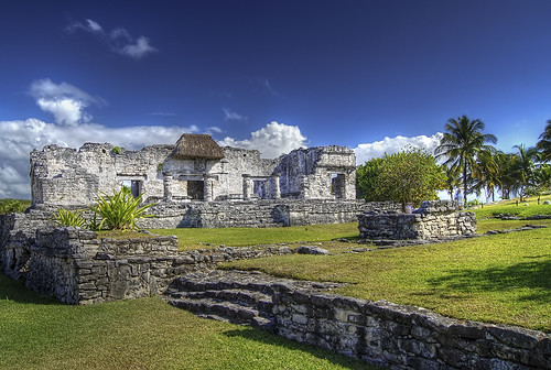 Tulum temple | by Craig Schultz