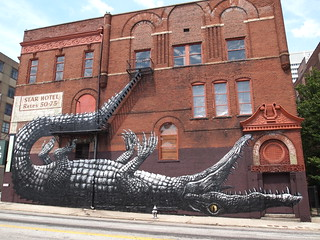 Atlanta (GA) - Living Walls Conference | by ROA !