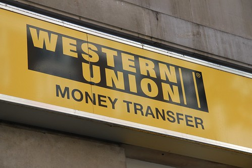 how to get free money from western union